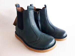 Bisgaard Chelsea Boots Petrolio 50203 Seien Sie Im Design Neu