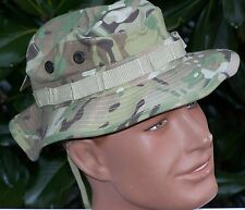 2d3f1a363d6c0 Boonie Hat Multi Cam Rip Stop OD Green Army Military USMC Infantry P38