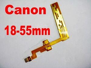 Lens-Focus-Aperture-Flex-Cable-For-Canon-18-55mm-EF-S-18-85-mm-IS
