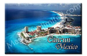 CANCUN-BEACH-MEXICO-Souvenir-Fridge-Magnet-2