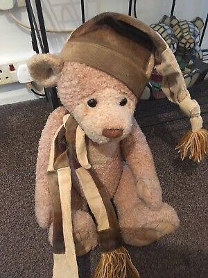 Bears Manufactured Adaptable Charlie Bears Figaro