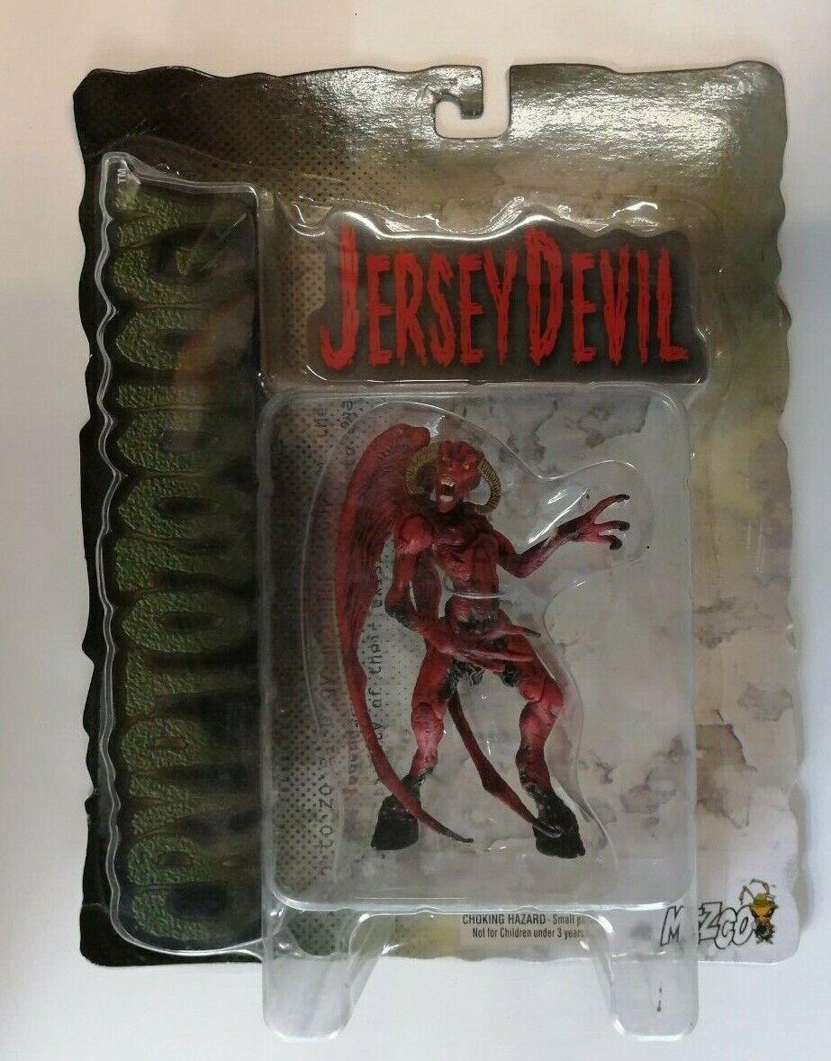Mezco Toyz Cryptzoology the Jersey Devil Action Figure BRAND NEW & SEALED
