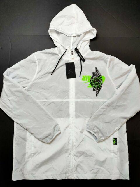 Nike Air Jordan Jumpman Wings Classics Jacket Size Large BQ8476 100