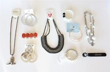 10 Pc New Fashion Jewelry Mixed Lot Wholesale Necklace Earrings Bracelets Rings