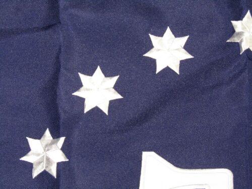 3x5 Embroidered Bennington 1776 600D 2ply Nylon Flag 3/'x5/'