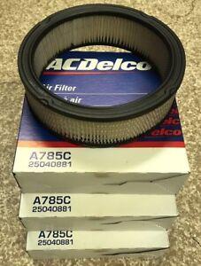 AC-Delco A785C Air Filter