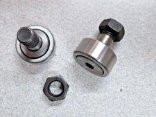 26mm Kr26 Cam Follower Needle Bearing M10 Male Thread Type Roller Bearings