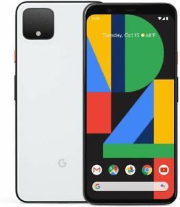 """Google Pixel 4 14,5 cm (5.7"""") 6 GB 64 GB Bianco 2800mAh Pixel 4, 6 GB, 64GB 16MP"""