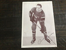 1930s CROWN BRAND PHOTO PAUL HAYNES MONTREAL CANADIENS 5X7