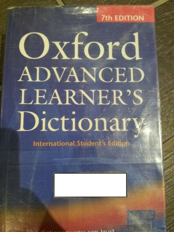 Dictionaries for sale - Make an offer