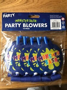 party-blowers