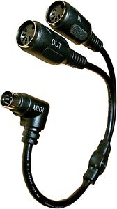 MIDI Sync Breakout Cable BeatBuddy