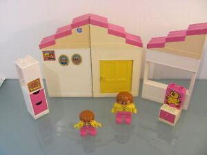 choisir authentique Nouveaux produits meilleure qualité pour Détails sur LEGO DUPLO @@ MAISON HOME @@ ACCESSOIRES @@ MEUBLES @@ 09
