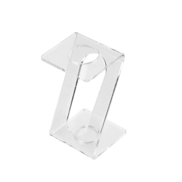 Capacity YestBuy Clear Acrylic Ice Cream Cone Stand Holder 8