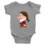 Infant-Baby-Rib-Bodysuit-Jumpsuit-Romper-Babysuit-Clothes-Seven-Dwarfs-Grumpy thumbnail 3