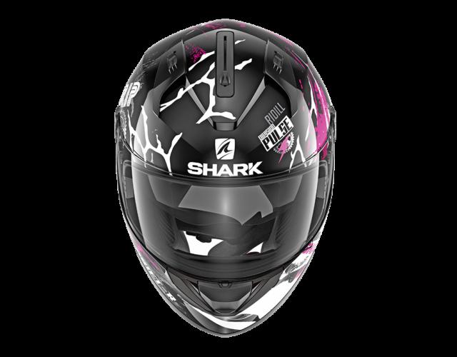 0b758c023d08e Shark He0535kvw casco moto integral Ridill 1.2 Drift-r Violet TM XS ...