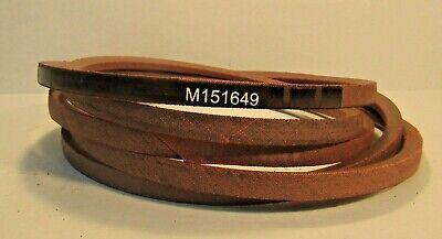 "48/"" Mower Deck Belt M151649 Fits John Deere LT166 LT170 LT180 LT190"