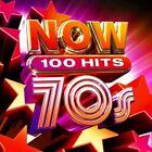 NOW 100 Hits 70s (CD, 2020, Box Set)