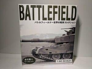Battlefield-Tank-1-60-Diecast-Mk-VII-Tank-Open-Box-New-JAPAN