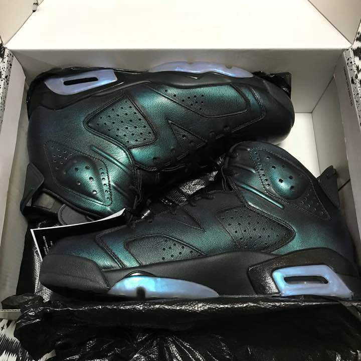 NIKE AIRJORDAN6 retro All-Star chameleon from japan (5336