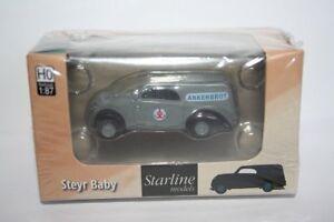 Brekina 58322-1//87 Steyr Baby-Julius Meinl-nuevo