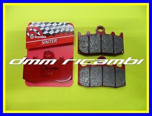 4 PASTIGLIE FRENO ANTERIORE BREMBO LA SINTER BMW R 1200 GS ABS 2009 2010 2011