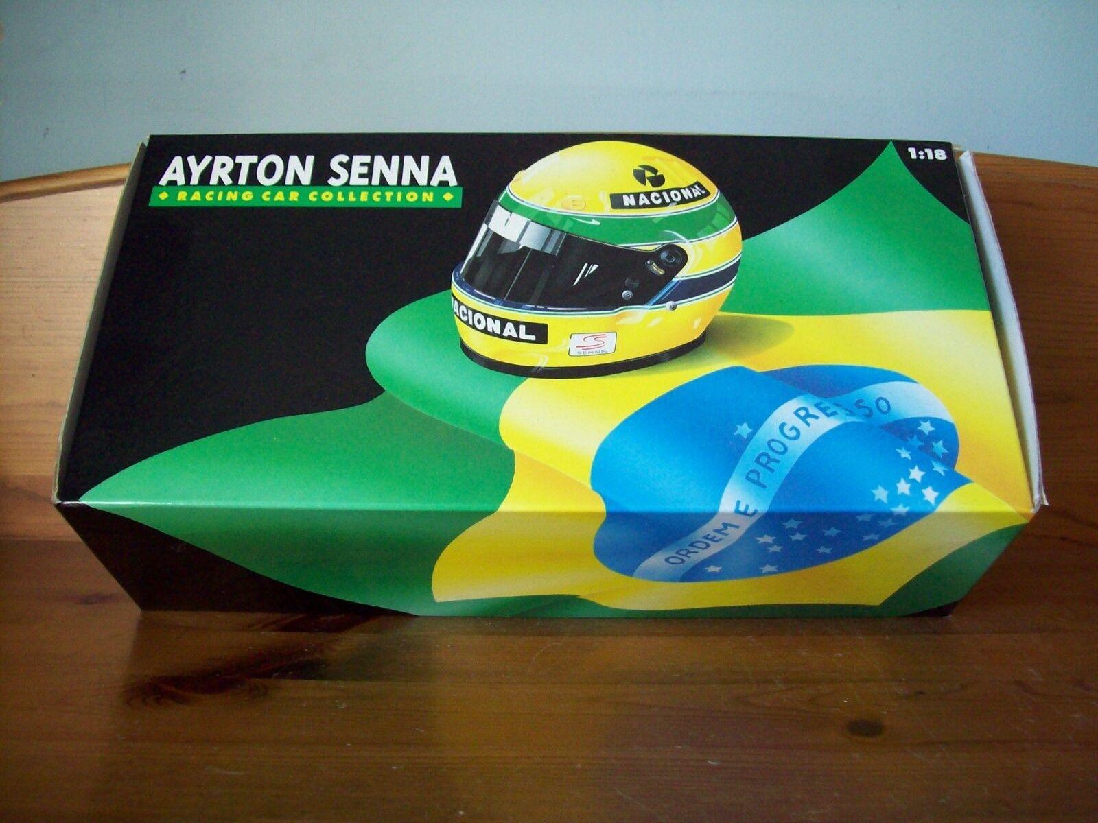 ventas de salida Ayrton Ayrton Ayrton Senna Mclaren Honda MP46 2018 campeón del mundo  muy popular