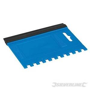Combination Spreader 90 x 10 x 130mm Building Adhesive Trowels