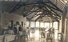 RPPC,Cuidad Valles,S.L.P.,Mexico,Hotel Valles,Patio Restaurant,c.1920-30s