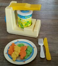 Fisher Price Fun With Food Lot - #2112 Pop-Top Can Opener Set Almost Complete!