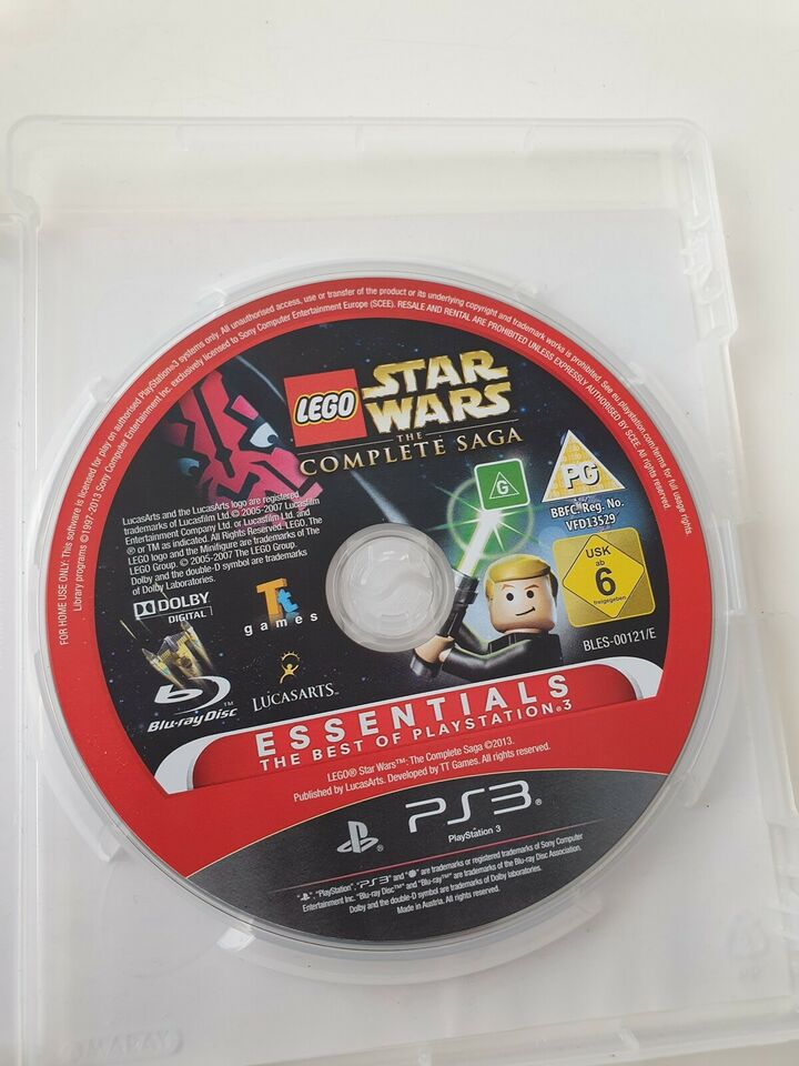 STAR WARS. r, PS3, adventure
