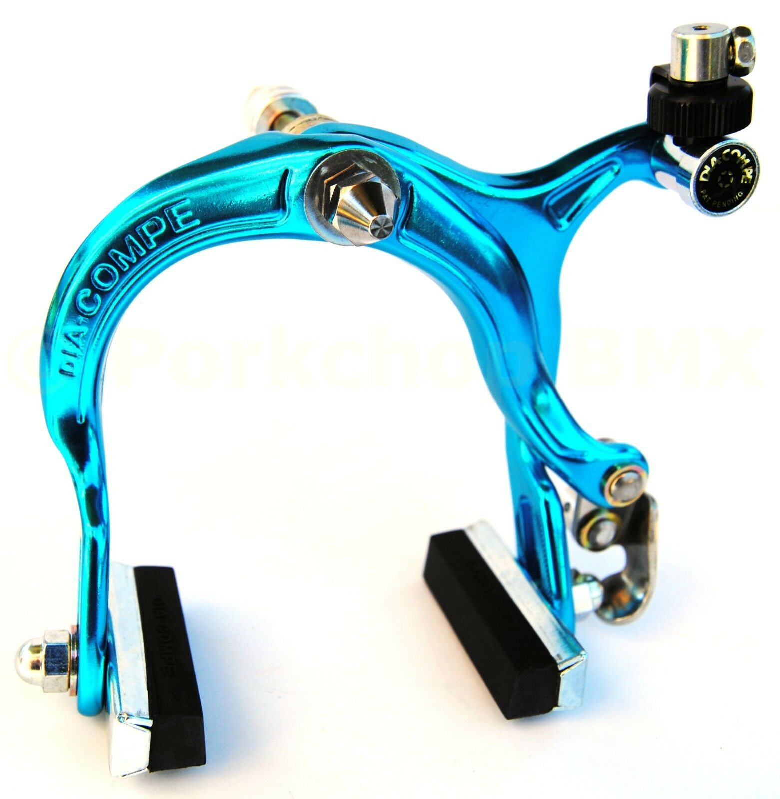 Dia-Compe old school BMX reissue 883 Nippon bicycle FRONT brake caliper blueeE