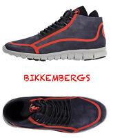 Dirk Bikkembergs High-top Men's Sneakers. Szs: 10/43, 11/44 M