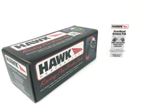 Hawk HP Plus Rear Brake Pads Fits 2004-2014 Subaru WRX STi