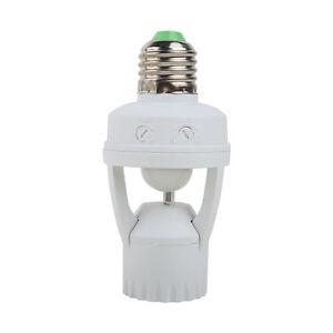 360-Degres-Degre-Prise-Infrarouge-Capteur-Mouvement-Automatique-E27-Lampe