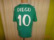 """Werder Bremen Kappa Heim Trikot 2007/08 """"Citibank"""" + Nr.10 Diego Gr.L- XL"""