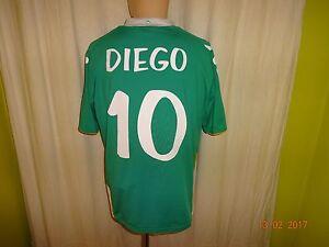 Werder-Bremen-Kappa-Heim-Trikot-2007-08-034-Citibank-034-Nr-10-Diego-Gr-L-XL