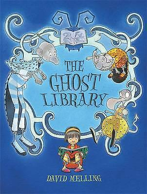 1 of 1 - The Ghost Library by David Melling HB BNew