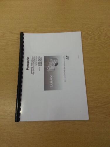 Home & Garden Manuals & Guides research.unir.net PANASONIC LUMIX ...
