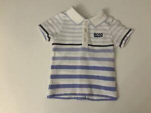 hugo boss baby boy polo shirt