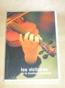 DVD-MUSICAL-LES-VICTOIRES-DE-LA-MUSIQUE-CLASSIQUE-2005-RARE-NEUF-CELLO
