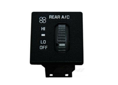 HVAC Blower Control Switch Rear ACDelco GM Original Equipment 15-51152