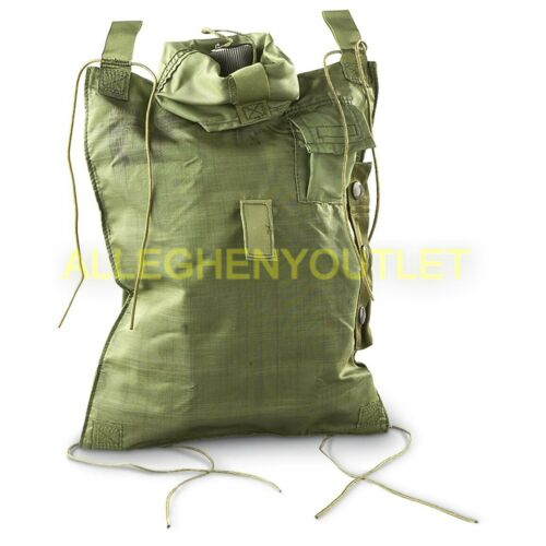 US Military 5 Qt Collapsible Canteen /& Carrier Assembly OD 8465-01-254-5759 NEW