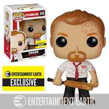 FUNKO POP 2015 MOVIES SHAUN OF THE DEAD BLOODY SHAUN #240 EE EXCLUSIVE In Stock