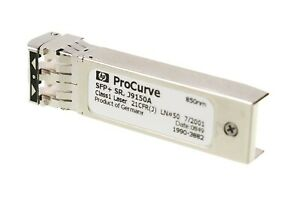 HP-J9150A-X132-10G-SFP-LC-SR-850nm-Transceiver-Module-Brand-new-and-Sealed