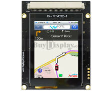 Serial Spi 22 Inch Tft Lcd Display Module 240x320 Withcapacitive Touch Panel