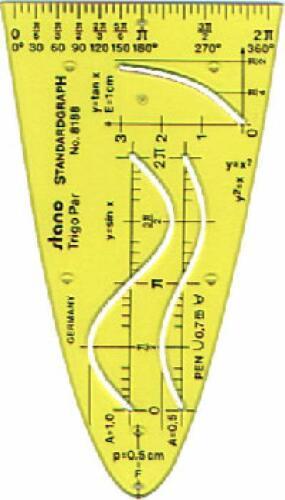 Kreisschablone Parabel Radiusschablone Elektroschablone graphische Schablone uvm