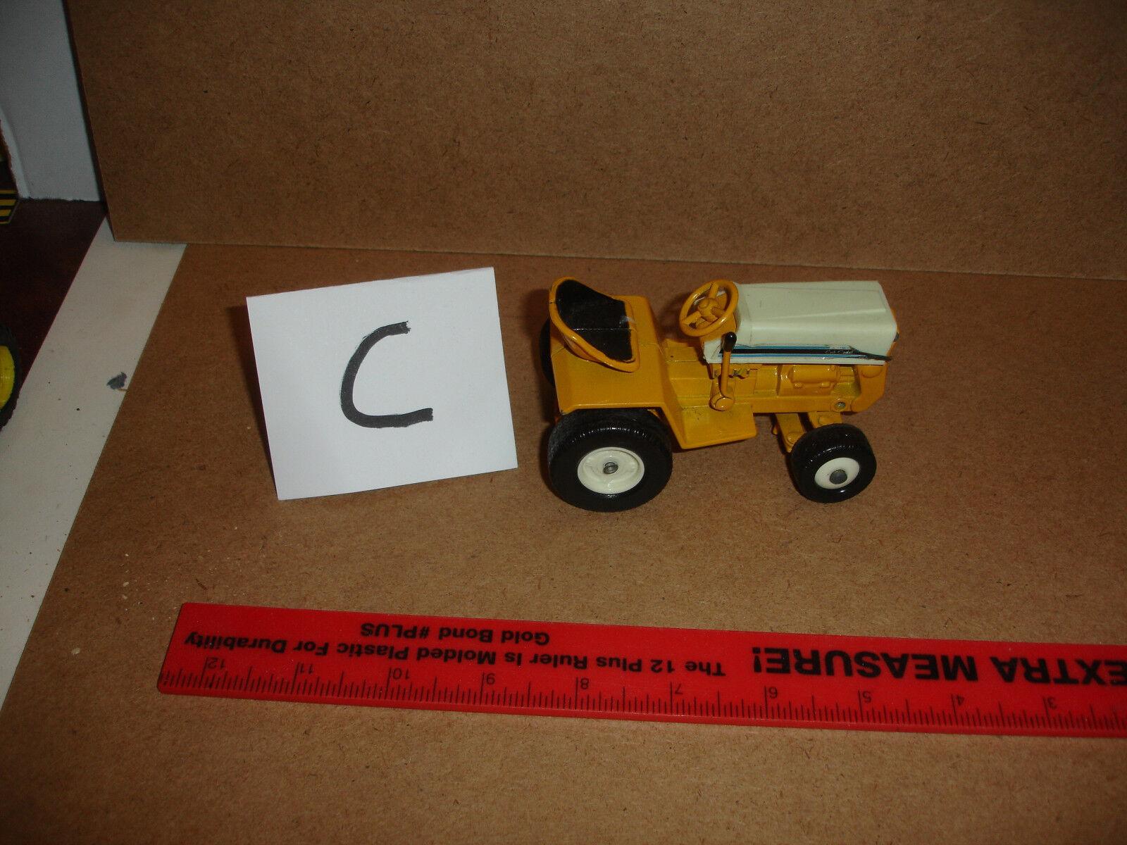 1 16  cub cadet 126  toy lawn mower