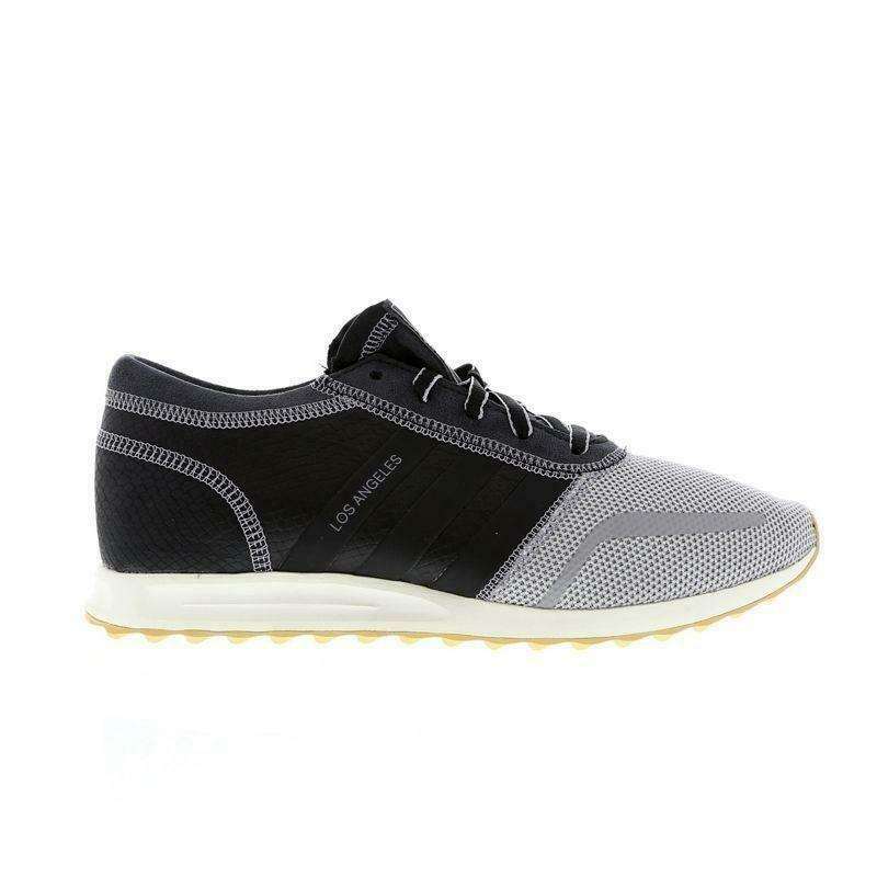 Herren Adidas Los Angeles Graue Sportschuhe Aq5788