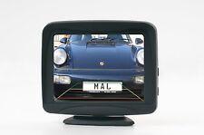 3.5 Zoll Monitor für Rückfahrkamera passt für Opel Fahrzeuge